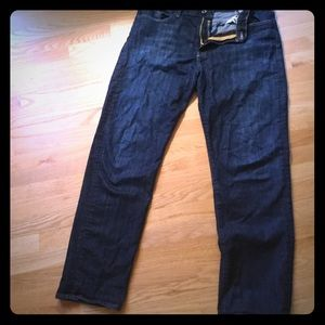 Lucky Straight Stretch 5 Pocket Jeans 38 X 34